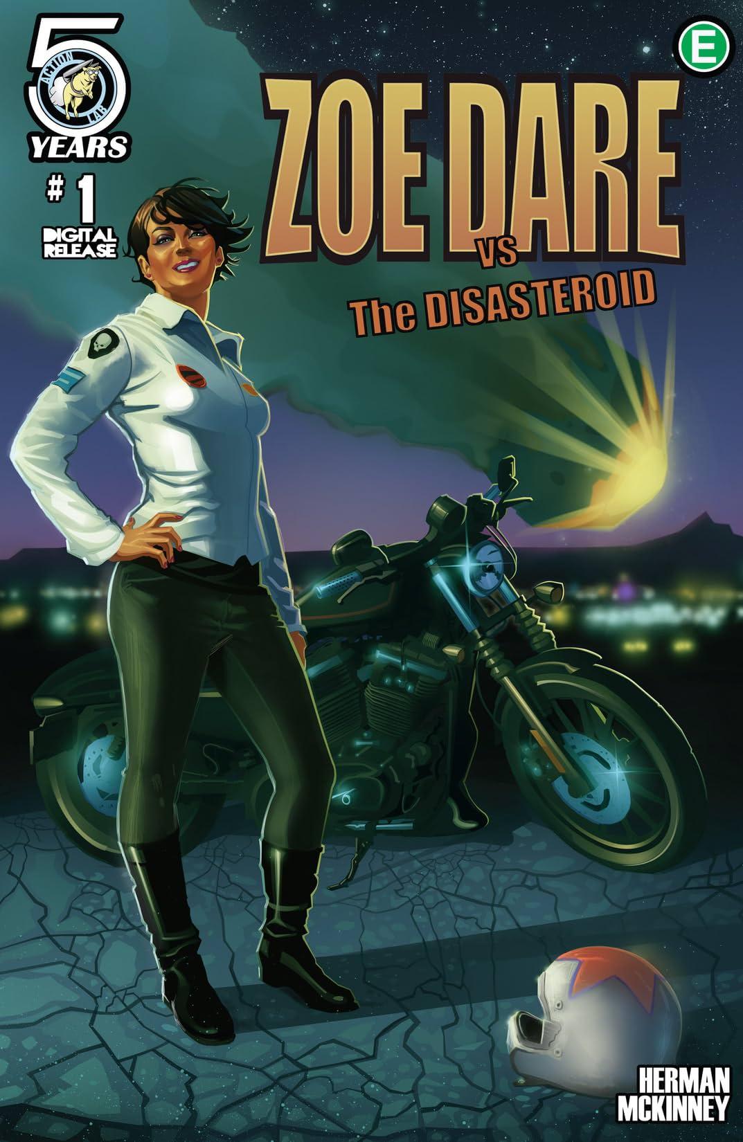 Zoe Dare vs The Disasteroid #1