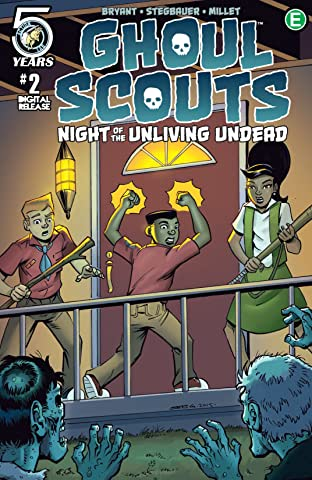 Ghoul Scouts: Night of the Unliving Undead No.2