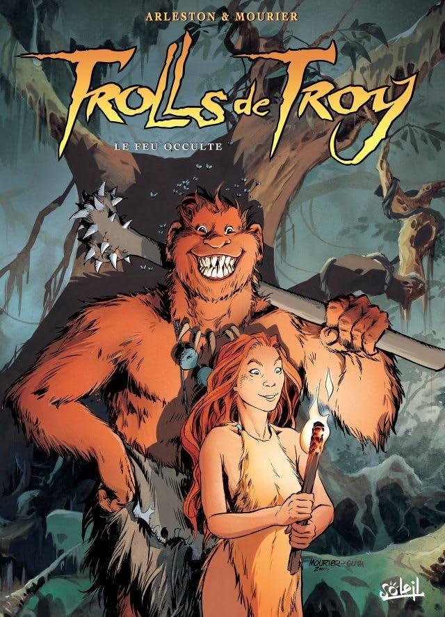 Trolls de Troy Vol. 4: Le feu occulte