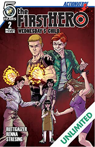 The F1rst Hero: Wednesday's Child #2