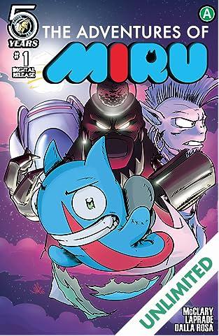 The Adventures of Miru #1