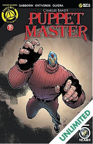Puppet Master #17