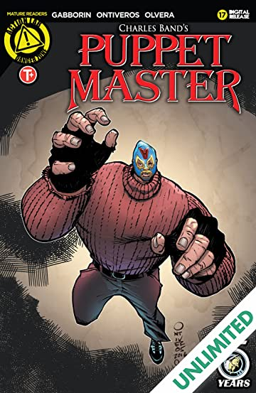 Puppet Master #17