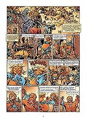 Trolls de Troy Vol. 7: Plume de sage