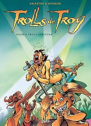 Trolls de Troy Vol. 8: Rock'n Troll attitude