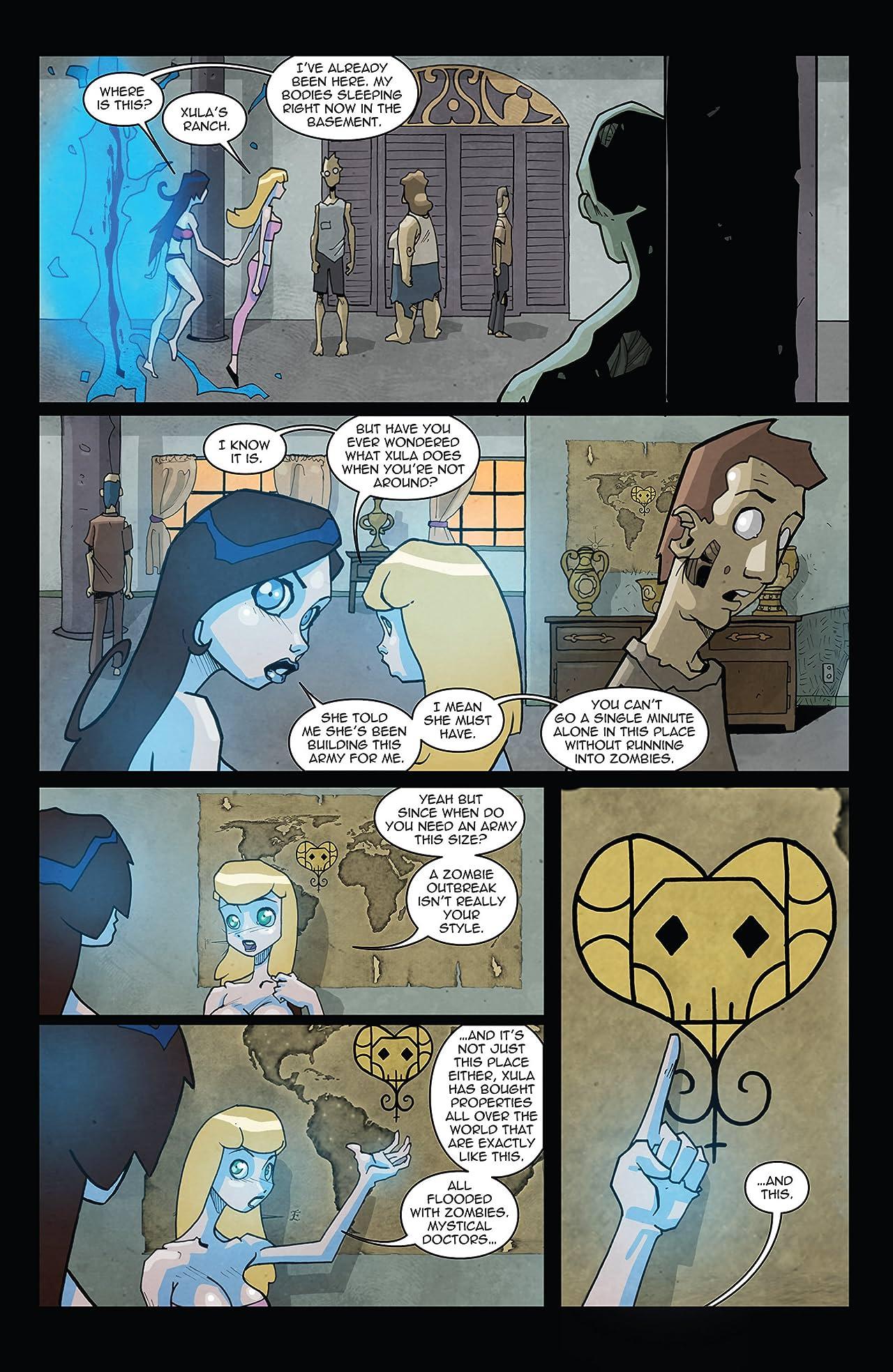 Zombie Tramp #25