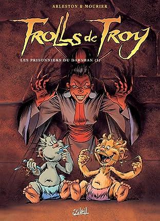 Trolls de Troy Tome 9: Les prisonniers du Darshan