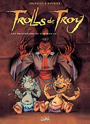 Trolls de Troy Vol. 9: Les prisonniers du Darshan