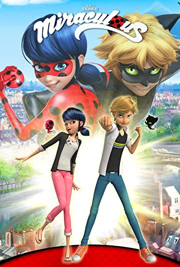 Miraculous: Tales of Ladybug and Cat Noir Tome 1