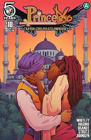 Princeless- Raven: the Pirate Princess #10