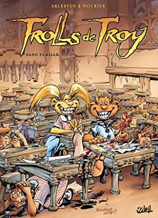 Trolls de Troy Tome 12: Sang famille