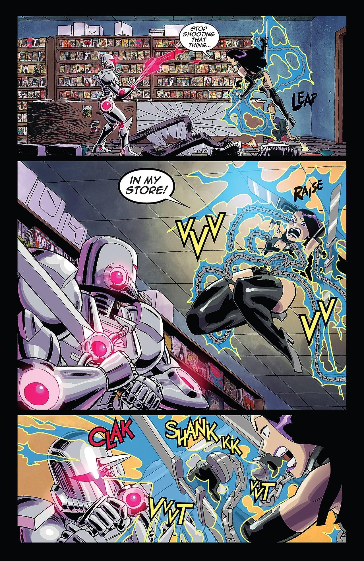 Vampblade #6