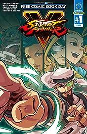 FCBD 2016 Street Fighter V