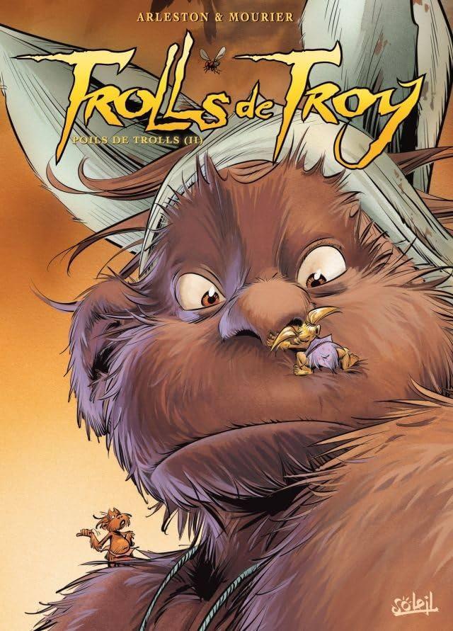 Trolls de Troy Vol. 16: Poils de Trolls