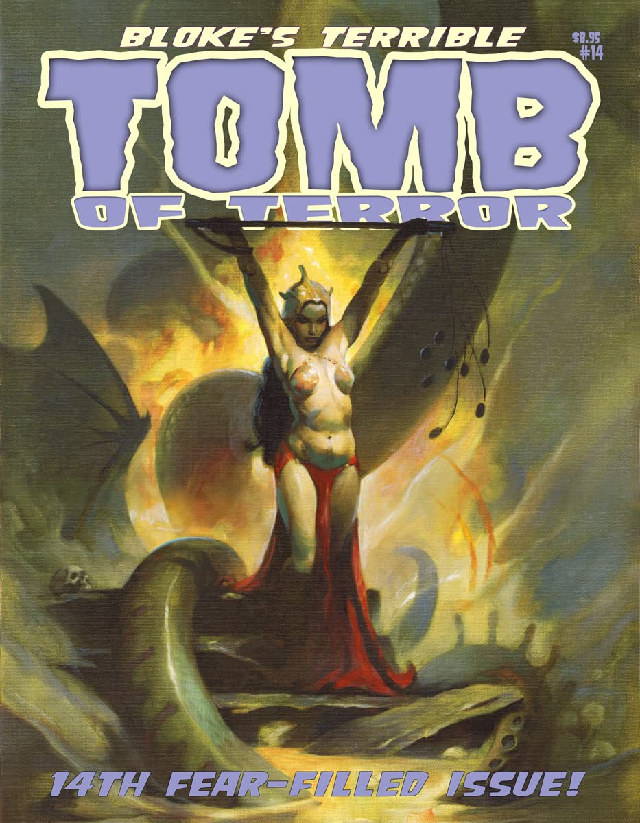 Bloke's Terrible Tomb Of Terror #14