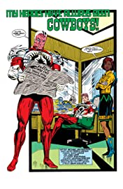 The Darkstars (1992-1996) #8