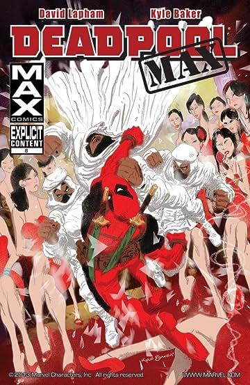 Deadpool Max #8