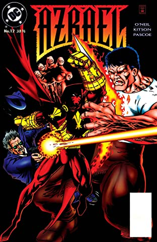 Azrael: Agent of the Bat (1995-2003) #12
