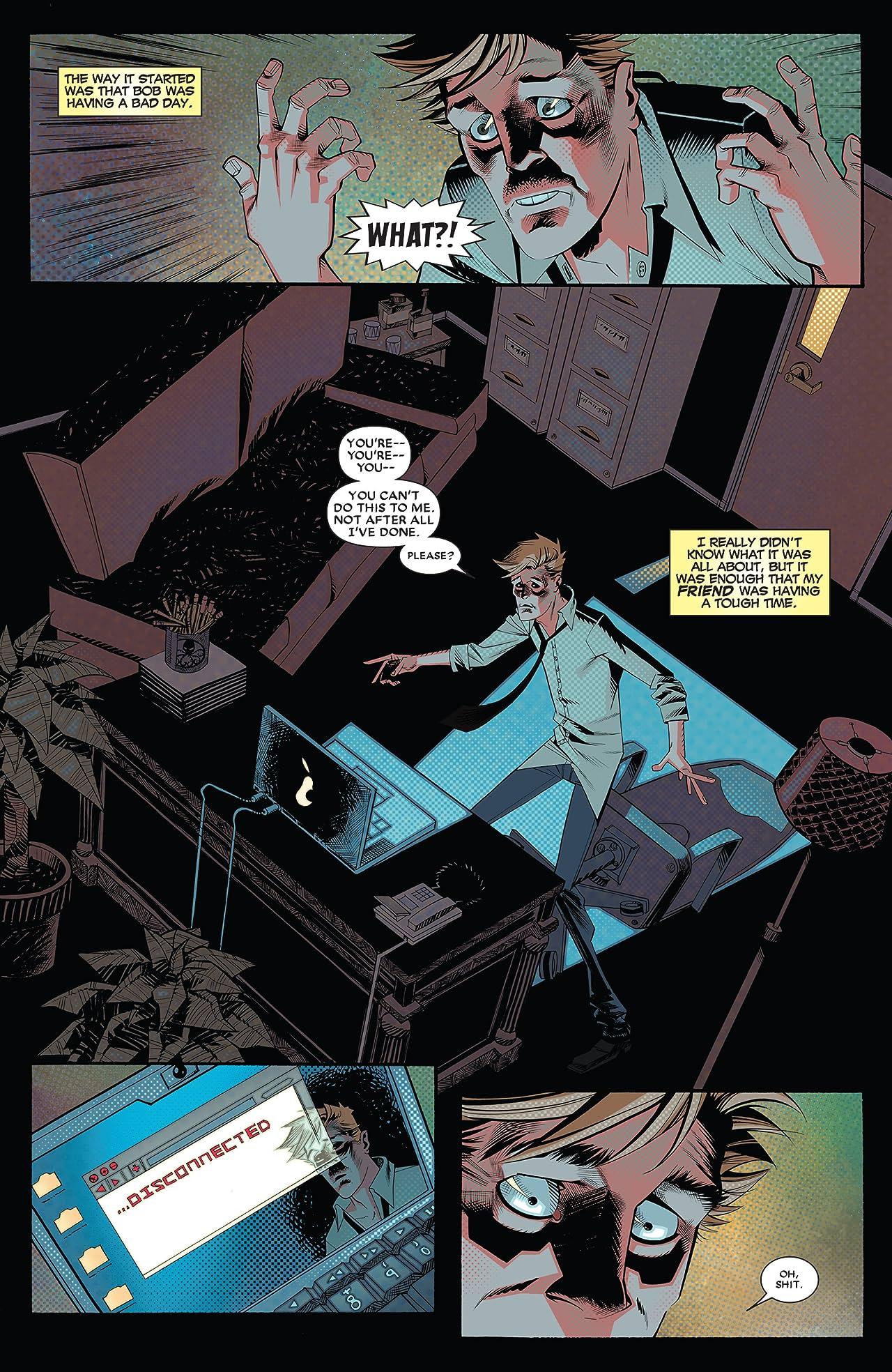 Deadpool Max #9