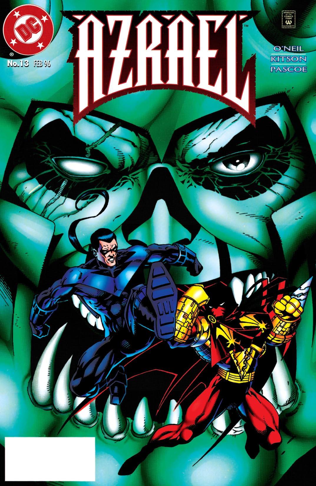 Azrael: Agent of the Bat (1995-2003) #13