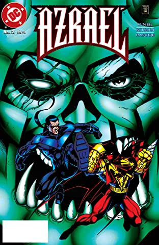 Azrael: Agent of the Bat (1995-2003) #13