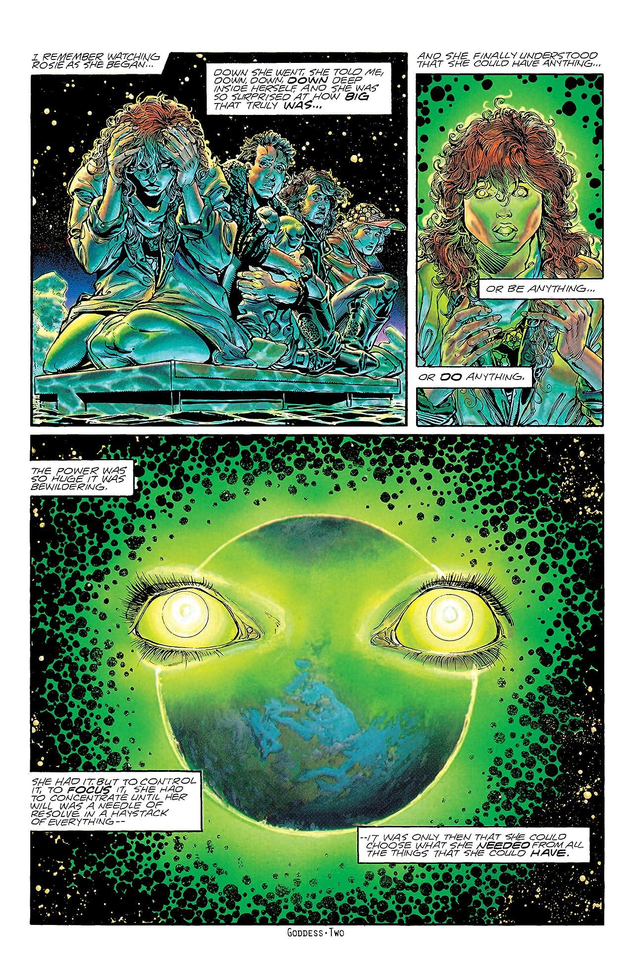 Goddess (1995-1996) #5