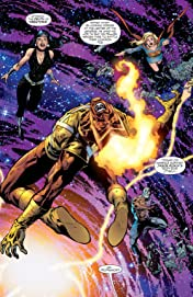 Firestorm (2004-2007) #22
