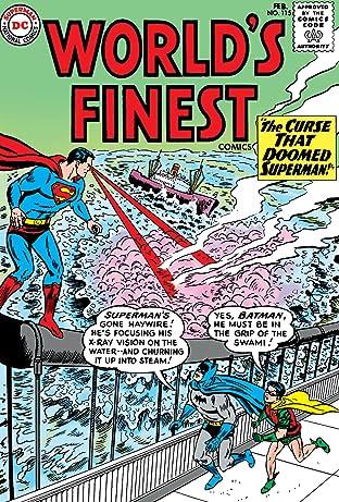 World's Finest Comics (1941-1986) #115
