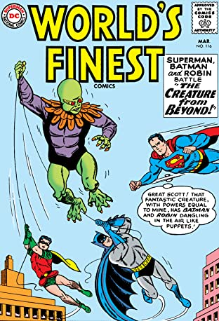 World's Finest Comics (1941-1986) #116