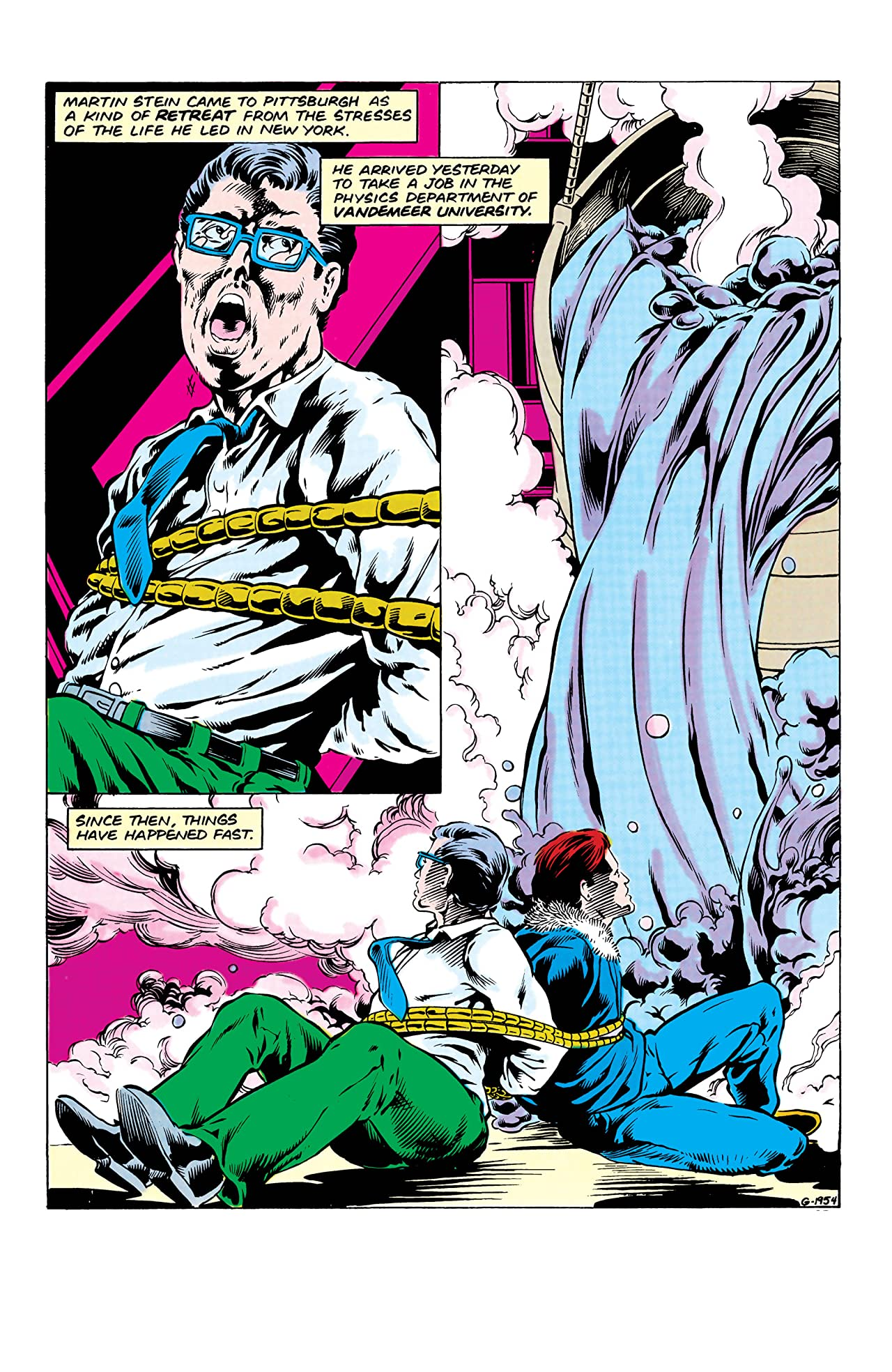 The Fury of Firestorm (1982-1990) #39