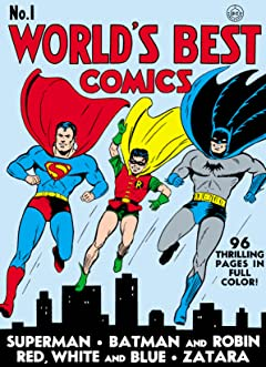 World's Best Comics (1941-1986) No.1