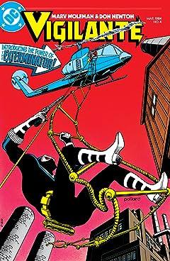 Vigilante (1983-1988) #4