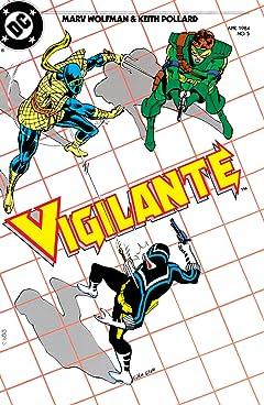 Vigilante (1983-1988) #5
