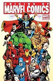 Origins of Marvel Comics #1