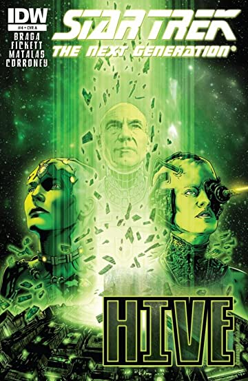 Star Trek: The Next Generation - Hive #4