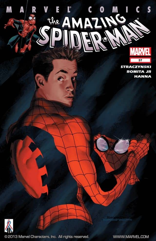 Amazing Spider-Man (1999-2013) #37