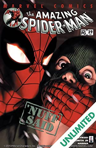 Amazing Spider-Man (1999-2013) #39