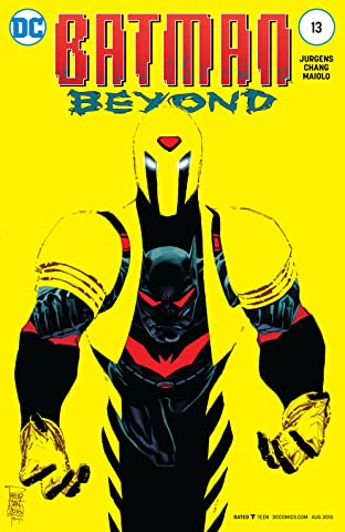 Batman Beyond (2015-2016) No.13