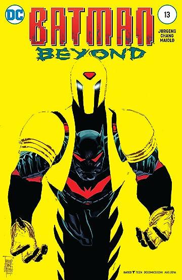 Batman Beyond (2015-2016) #13