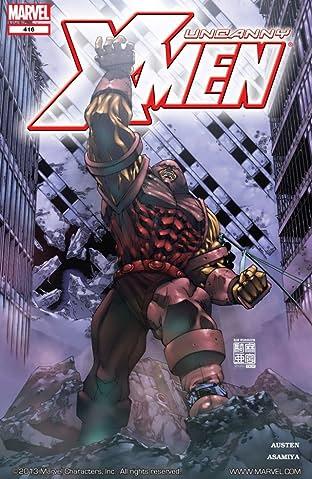 Uncanny X-Men (1963-2011) #416
