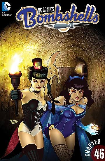 DC Comics: Bombshells (2015-2017) #46
