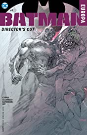 Batman: Europa - Director's Cut (2016) #1