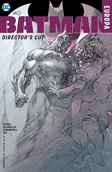 Batman: Europa - Director's Cut (2016) #1