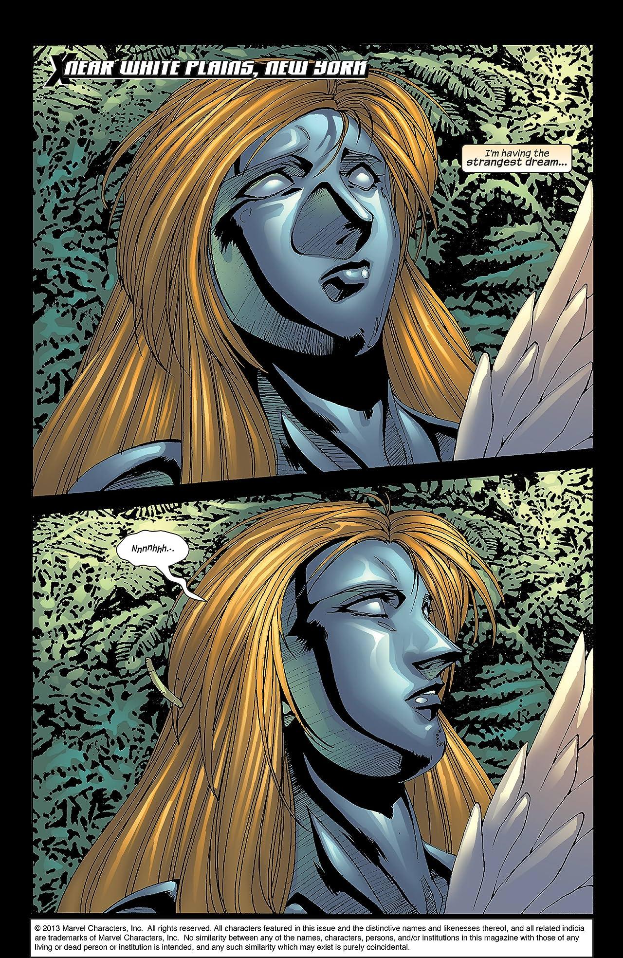 Uncanny X-Men (1963-2011) #419
