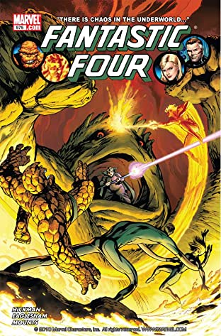 Fantastic Four (1998-2012) No.575