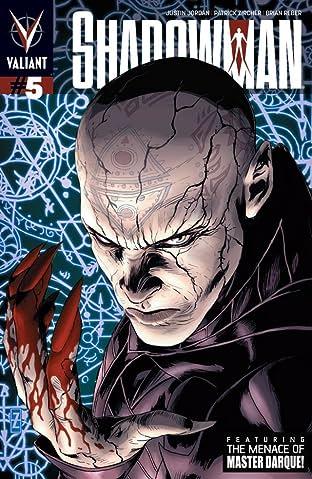 Shadowman (2012- ) No.5: Digital Exclusives Edition