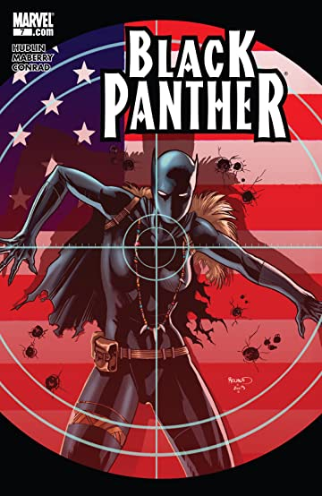 Black Panther (2008-2010) #7