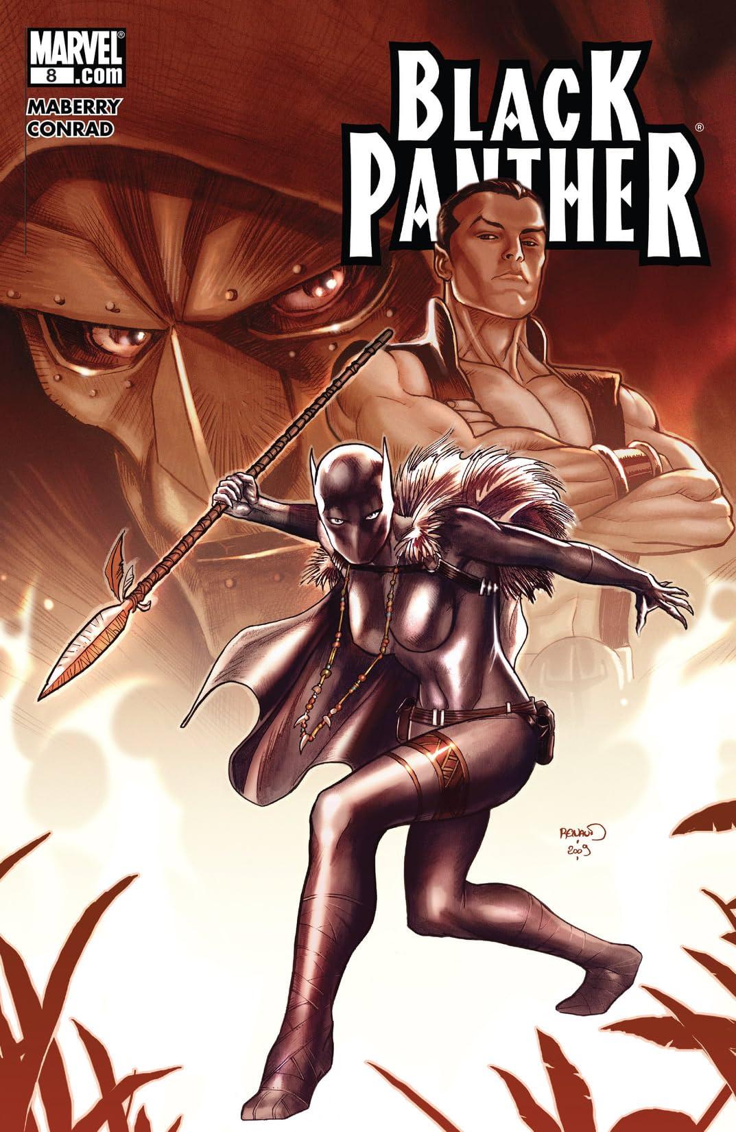 Black Panther (2008-2010) #8