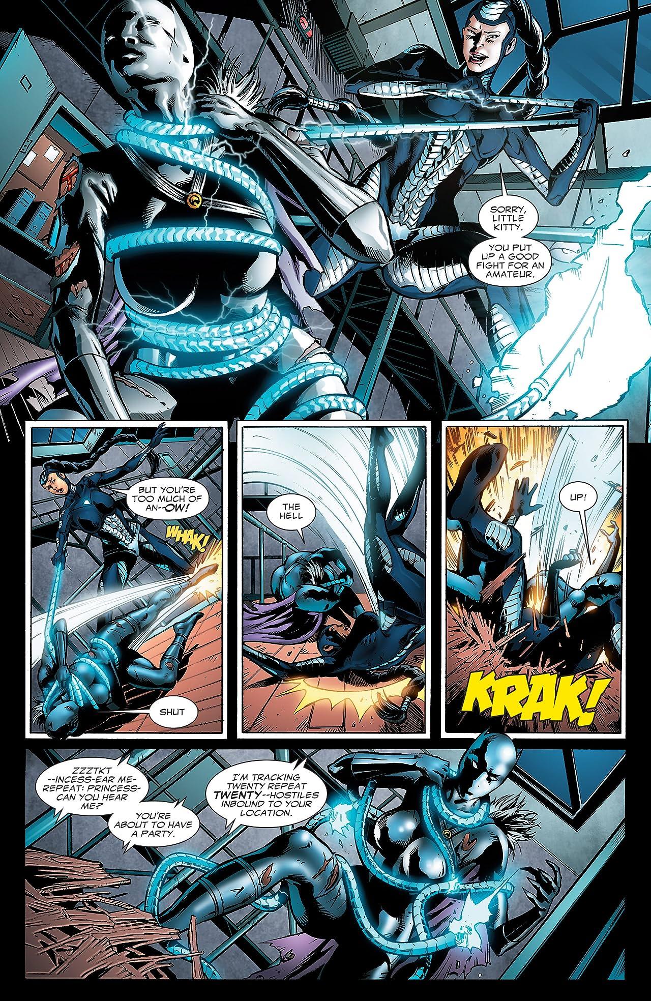 Black Panther (2008-2010) #9