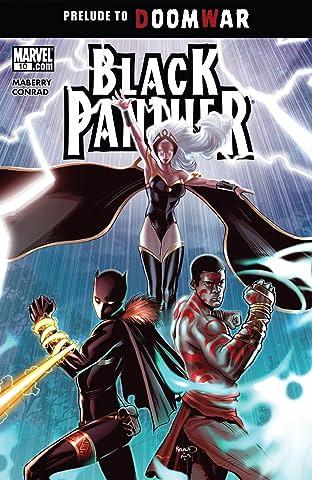 Black Panther (2008-2010) #10